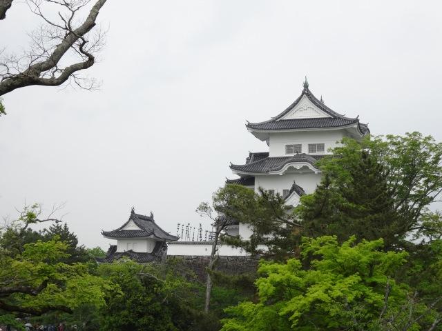 伊賀上野城2