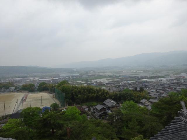 伊賀上野城6