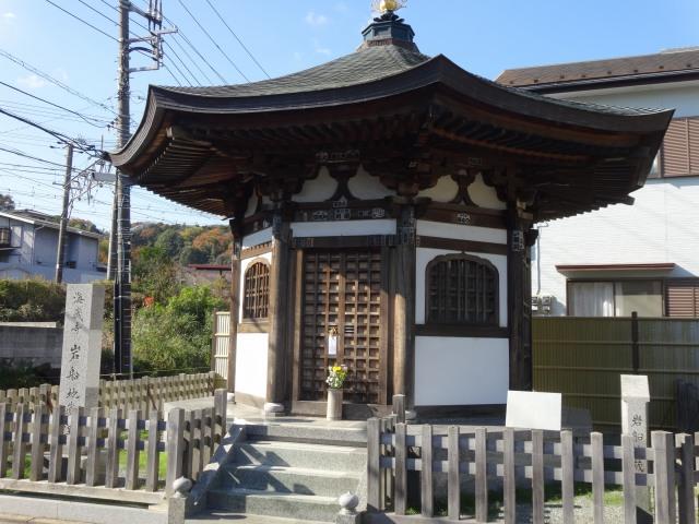 亀ヶ谷坂切通10