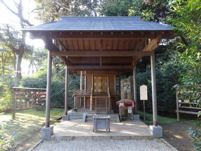 葛原岡神社6