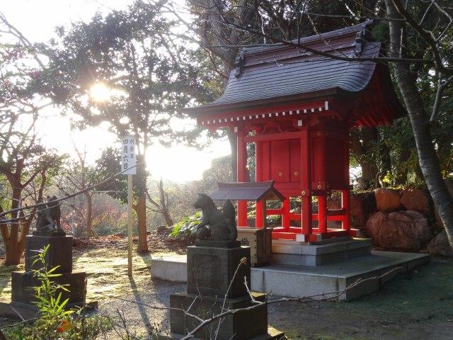 葛原岡神社9