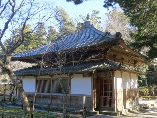 浄智寺10