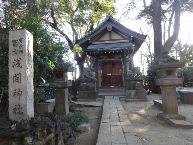 品川神社10