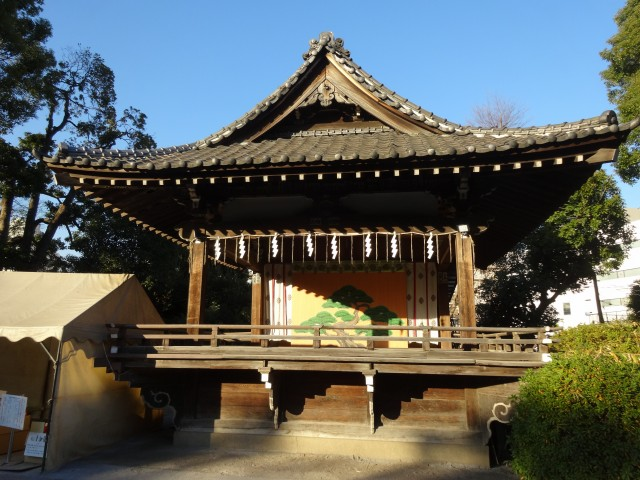 品川神社16