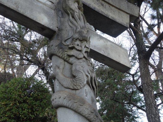 品川神社4