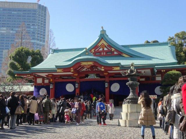 日枝神社14