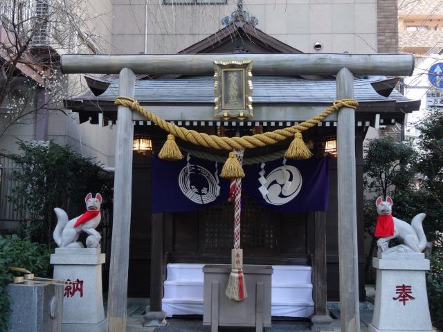 茶の木神社1