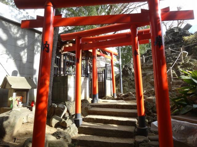 鳩森八幡神社11