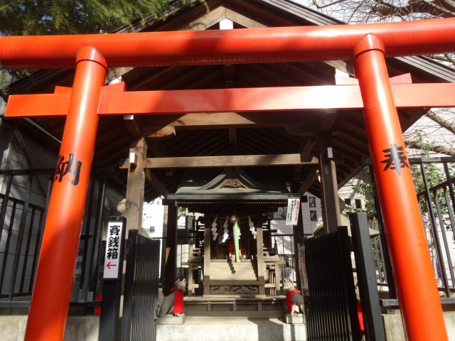 鳩森八幡神社12