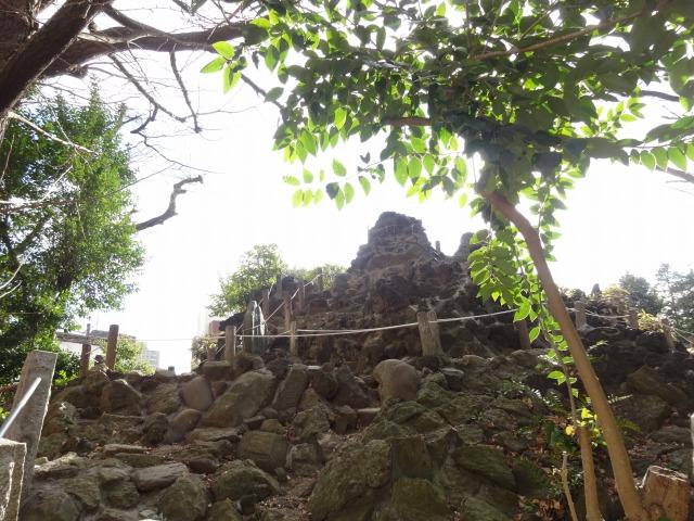 鳩森八幡神社15