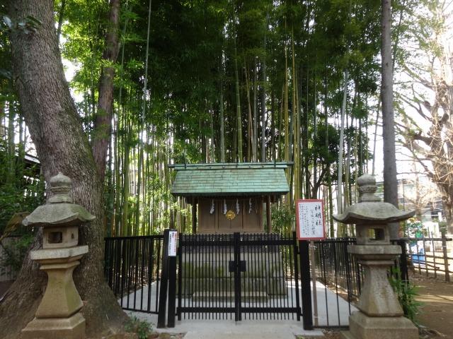 鳩森八幡神社18