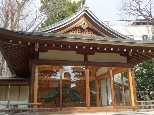 鳩森八幡神社4