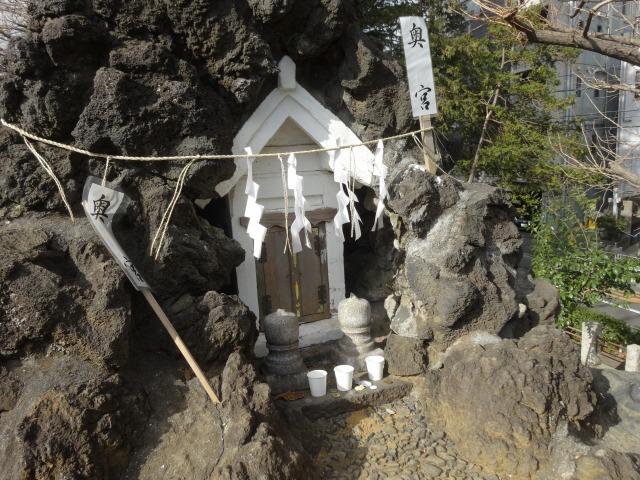 鳩森八幡神社8