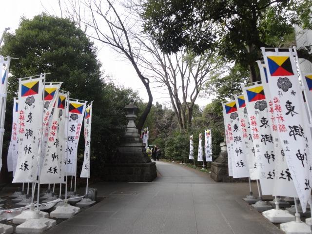 東郷神社3