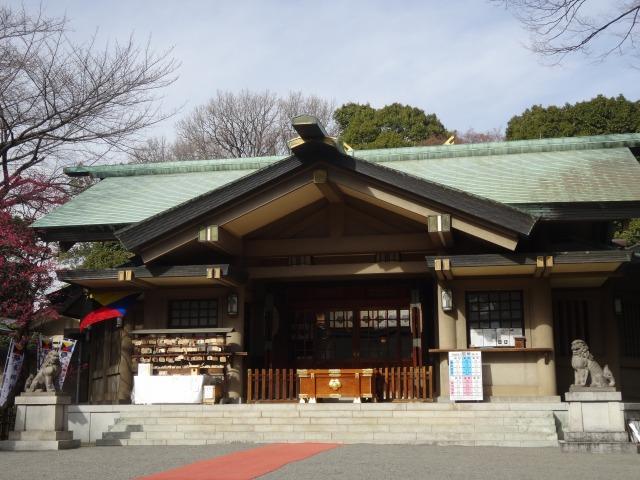 東郷神社8
