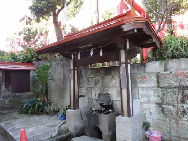 烏森稲荷神社2