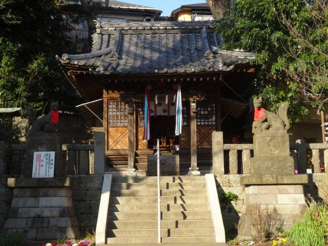 烏森稲荷神社5