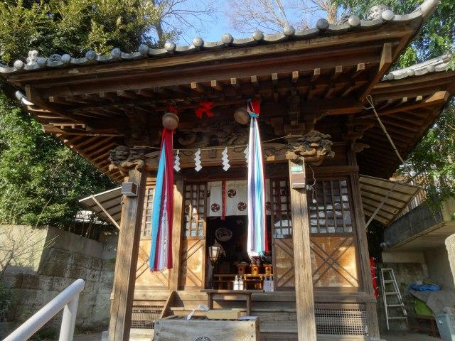 烏森稲荷神社6