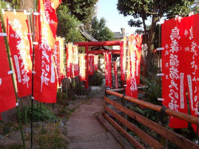 烏森稲荷神社8