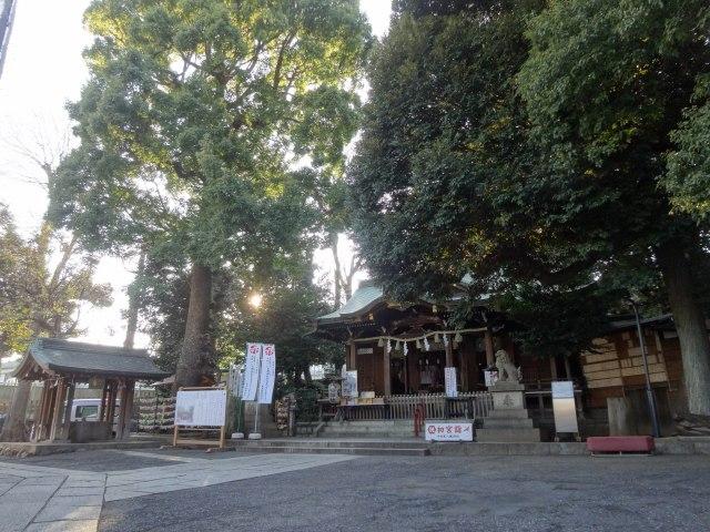 中目黒八幡神社12