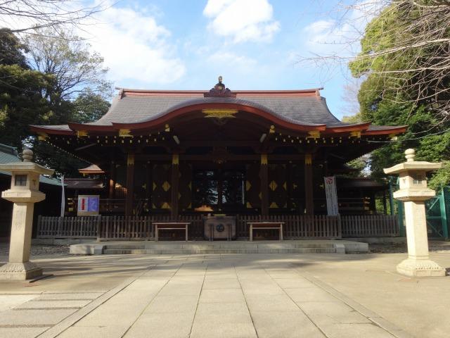 渋谷氷川神社11