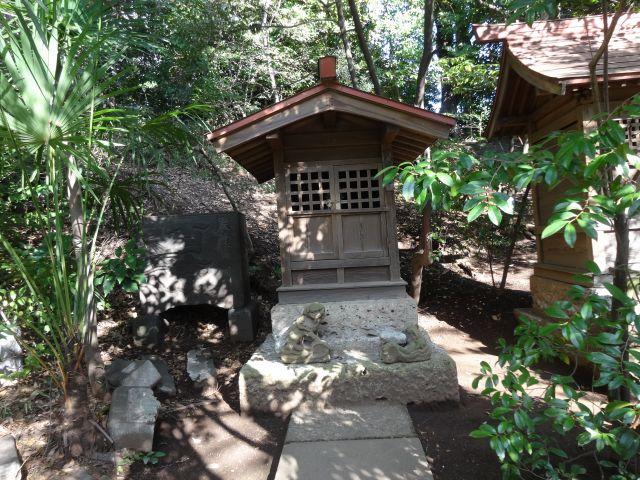 渋谷氷川神社12