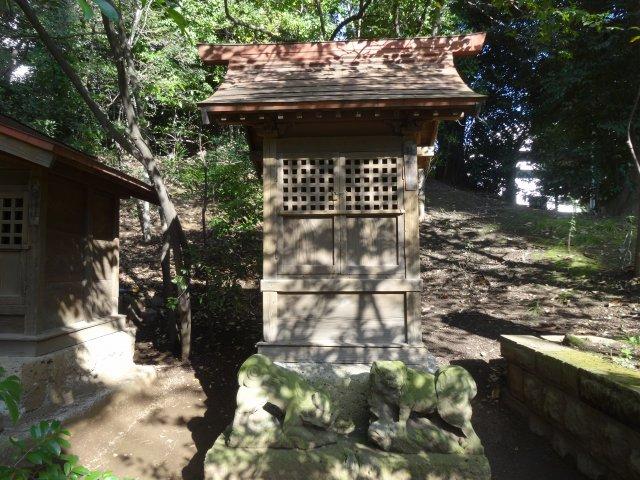 渋谷氷川神社13