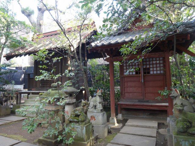 渋谷氷川神社14