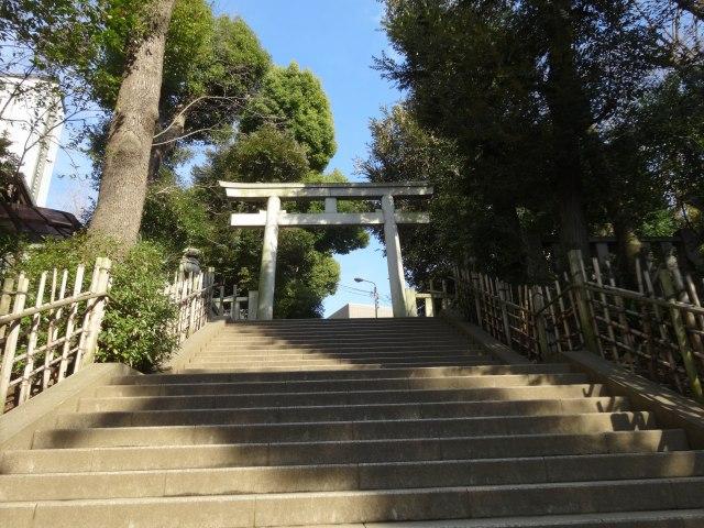 渋谷氷川神社8