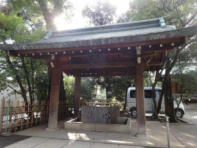 渋谷氷川神社9