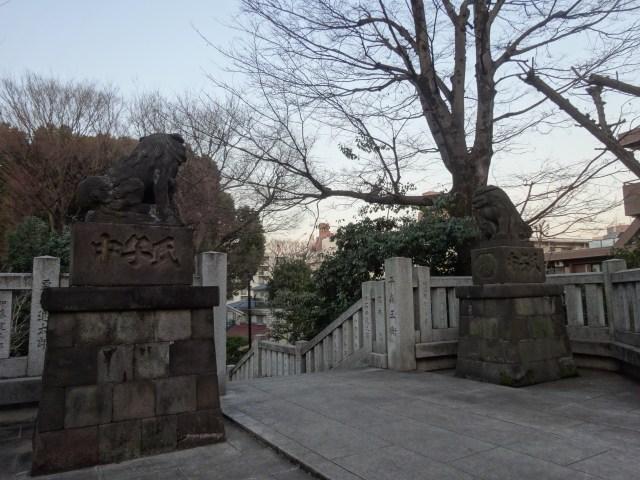 品川氷川神社11