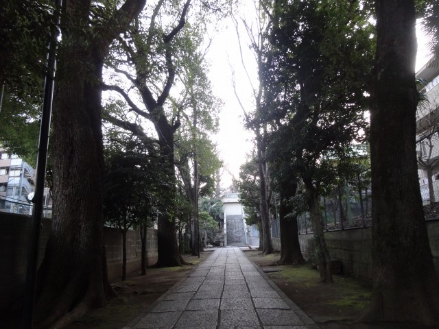 品川氷川神社2