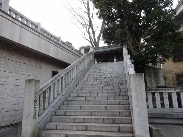 品川氷川神社7
