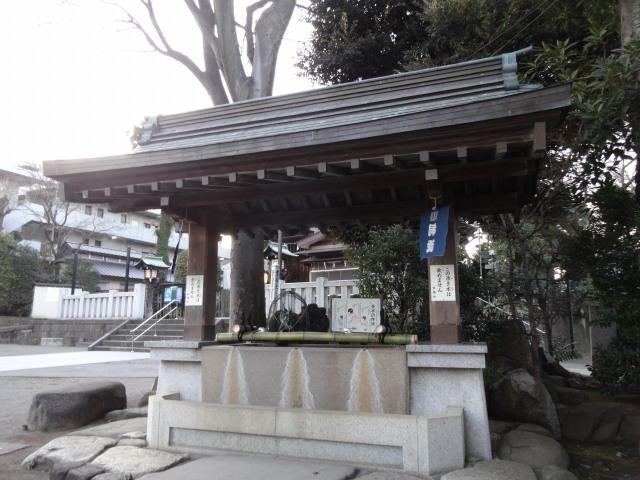 品川氷川神社8