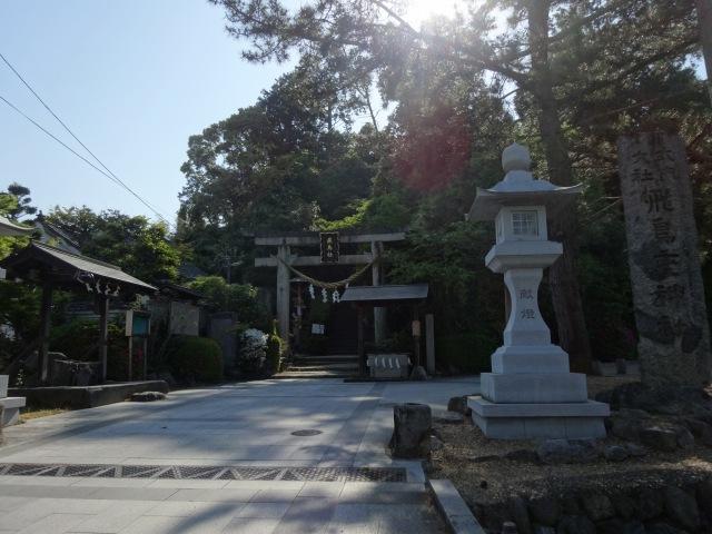 飛鳥坐神社1