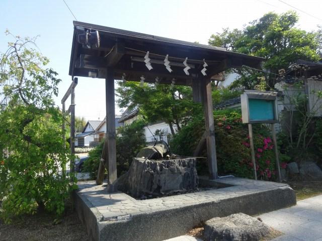 飛鳥坐神社2