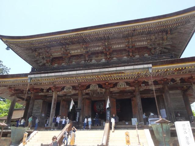 金峯山寺11
