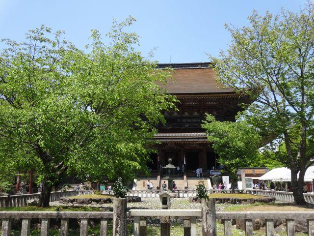 金峯山寺15
