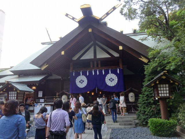 東京大神宮10