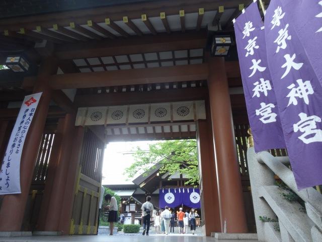 東京大神宮9