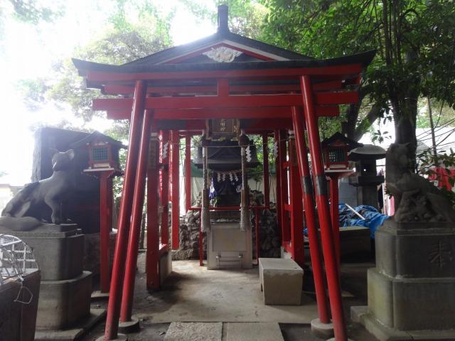 花園神社10