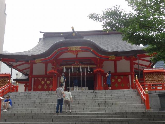 花園神社8