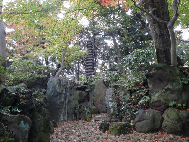 旧古川庭園10