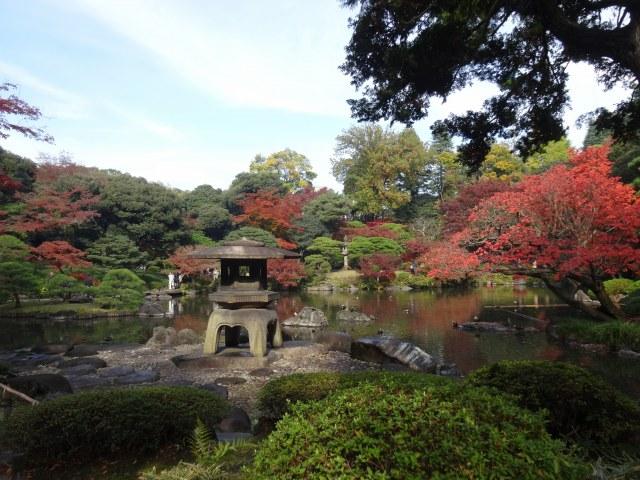 旧古川庭園11