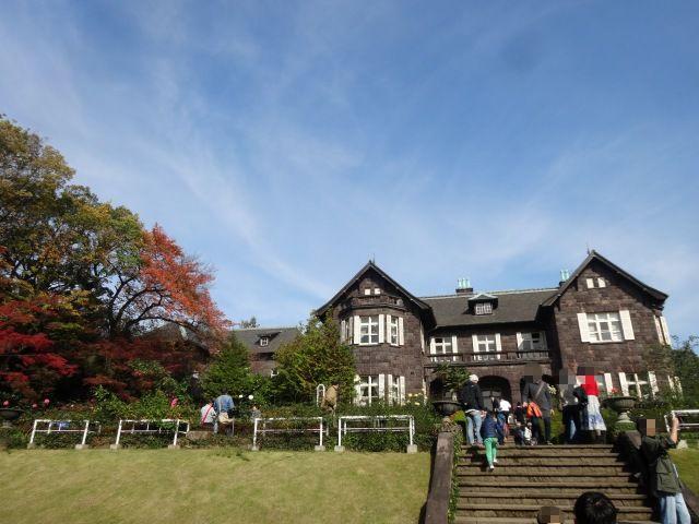 旧古川庭園16