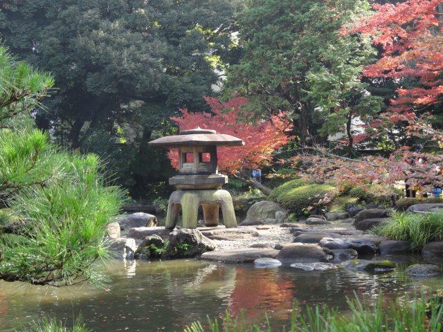 旧古川庭園8