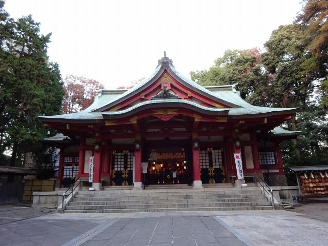 世田谷八幡宮10