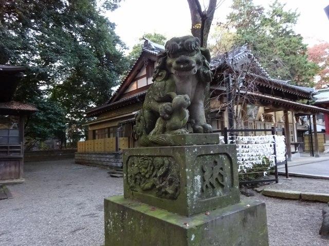 世田谷八幡宮7