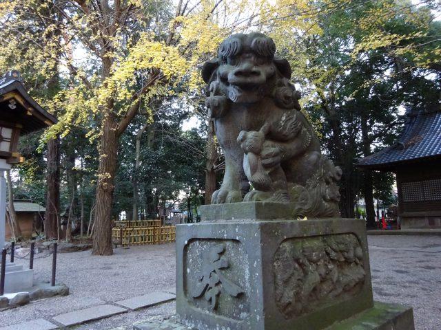 世田谷八幡宮8
