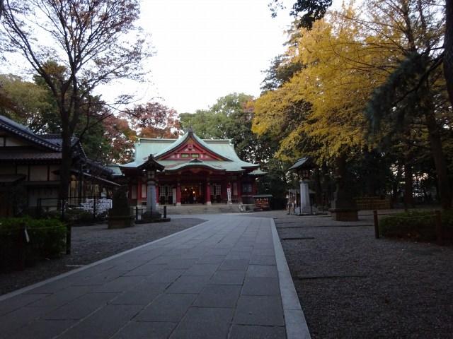世田谷八幡宮9